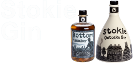 Stokie Oatcake Gin UK..... SALE ONLY