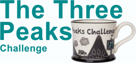 The Three Peaks Challenge ( all three )