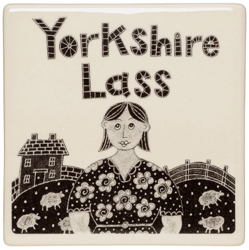 Yorkshire Lass Coaster
